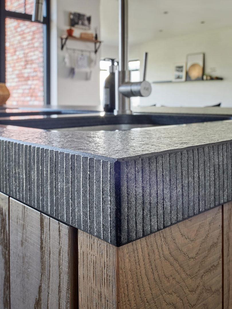 Graniet keukenblad 2