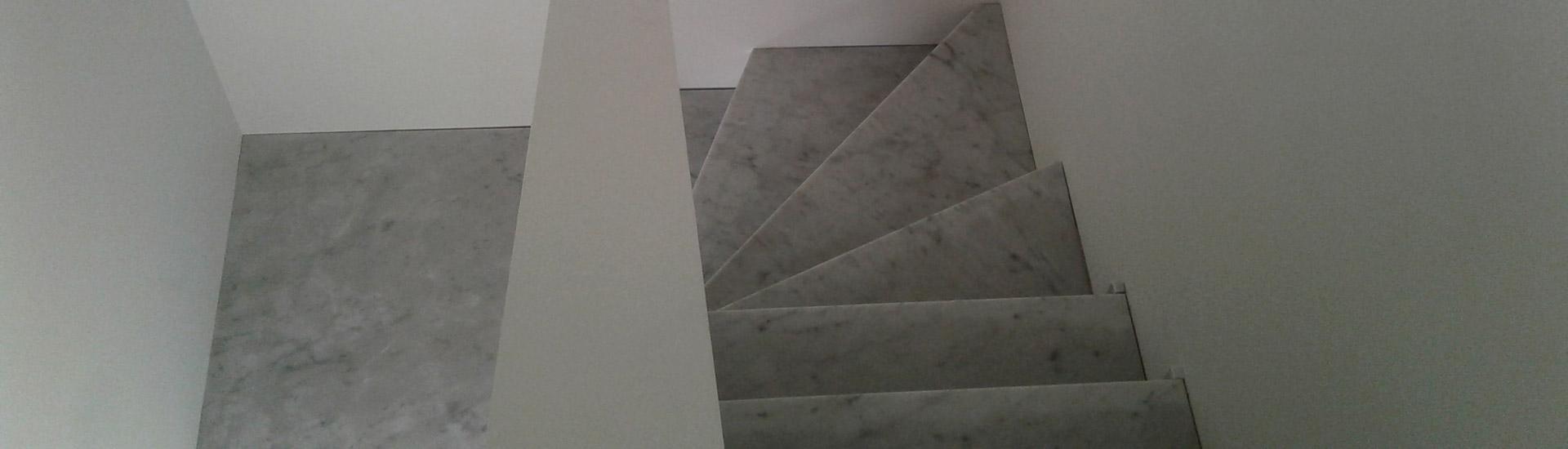 Waarom kiezen voor een natuurstenen trap?